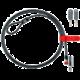 Dell Kensington ClickSafe Notebook Lock zámek s lankem a klíčem  + 300 Kč na Mall.cz
