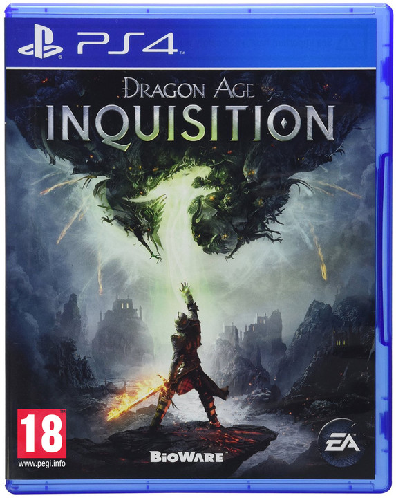Dragon Age 3: Inquisition - GOTY Edition - PS4