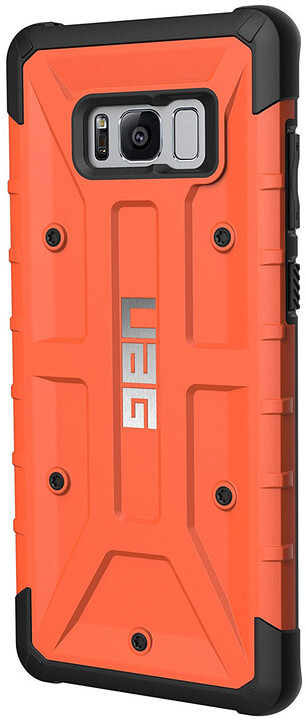 UAG pathfinder case Rust, orange - Samsung Galaxy S8+