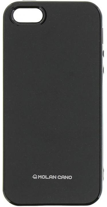 Molan Cano Jelly TPU Pouzdro pro Xiaomi mi A1, černá