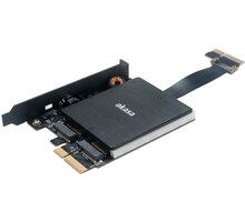 Akasa duální RGB adaptér M.2 SSD do PCIe x4 (AK-PCCM2P-04) - Rozbalené zboží