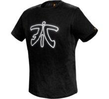 Tričko Fnatic Blackline 2.0, černé (XL)