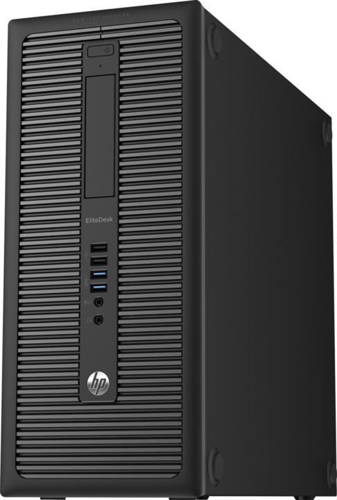 HP EliteDesk 800 G1 TWR, černá