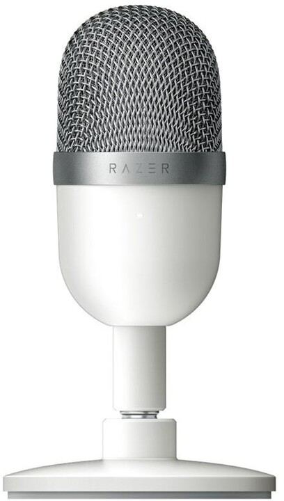 Razer Seiren Mini, Mercury Edition, bílá