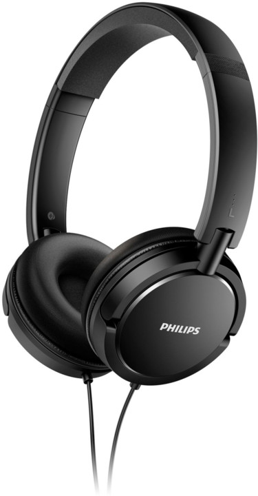 Philips SHL5000, černá