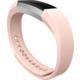 Fitbit Alta náhradní kožený pásek L, růžová