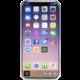 Krusell zadní kryt BOVIK pro Apple iPhone X, transparentní
