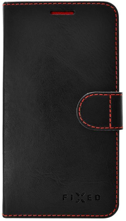 FIXED FIT pouzdro typu kniha pro Xiaomi Redmi 5 Global, černé