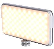 Rollei Lumen Pocket přídavné LED světlo, stříbrná - 28506