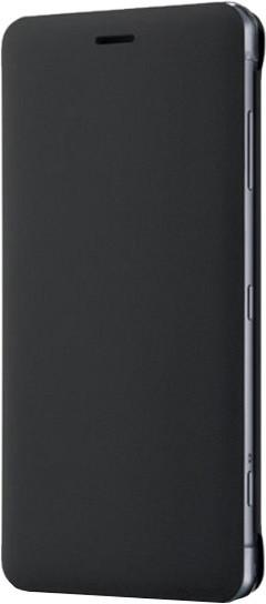 Sony SCSH50 Style Cover Stand pouzdro Xperia XZ2 Com, černá