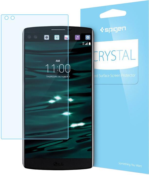 Spigen LCD Film Crystal CR - LG V10