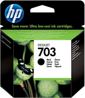 HP CD887AE černá, no.703