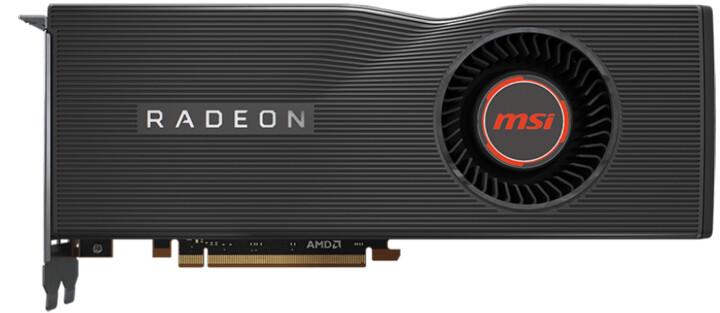 MSI Radeon RX 5700 XT 8G, 8GB GDDR6