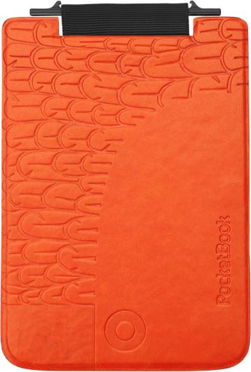 PocketBook pouzdro pro 515, Mini Bird, černooranžová