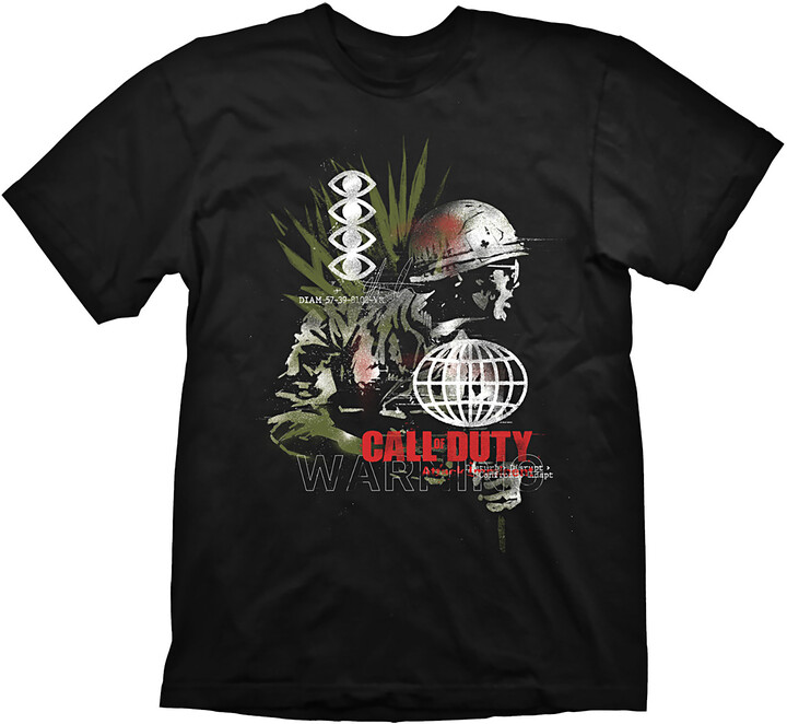 Tričko Call of Duty: Black Ops Cold War - Army Comp (XL)