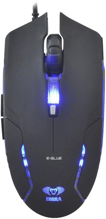E-Blue Cobra II, černá