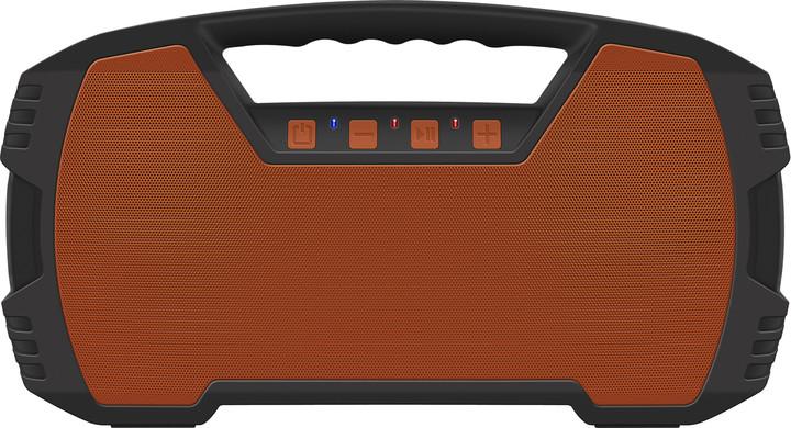 Sencor SSS 1250, oranžová