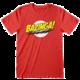 Tričko The Big Bang Theory - Bazinga (L)