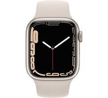 Apple Watch  Series 7 Cellular, 41mm, Starlight, Sport Band