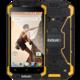 Evolveo StrongPhone Q9 LTE, žluto/černá