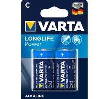 VARTA baterie Longlife Power C, 2ks - 4914121412
