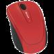 Microsoft Mobile Mouse 3500, červená