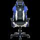 DXRacer Racing OH/RZ90/INW, PlayStation Edition, černá/modrá/bílá