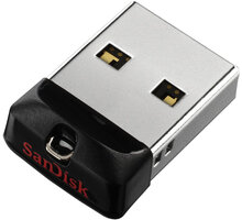 SanDisk Cruzer Fit 32GB - SDCZ33-032G-G35