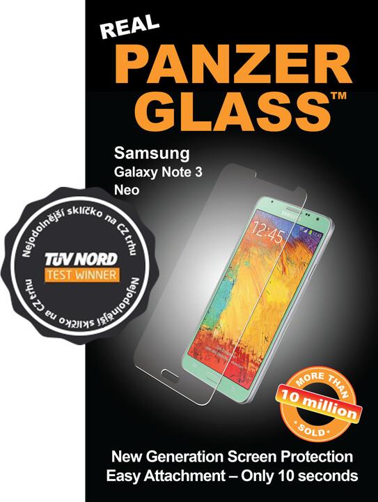 PanzerGlass ochranné sklo na displej pro Samsung Galaxy Note 3 Neo