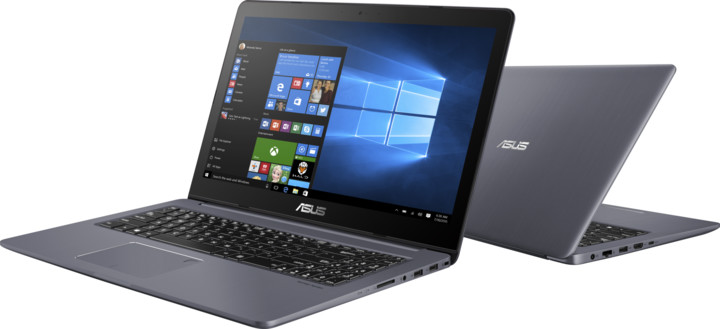 ASUS VivoBook Pro 15 N580VN, šedá