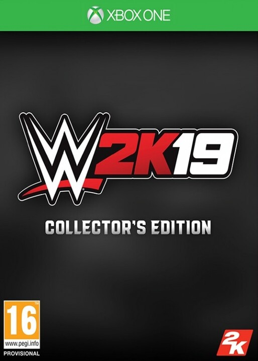 WWE 2K19 - Collector's Edition (Xbox ONE)