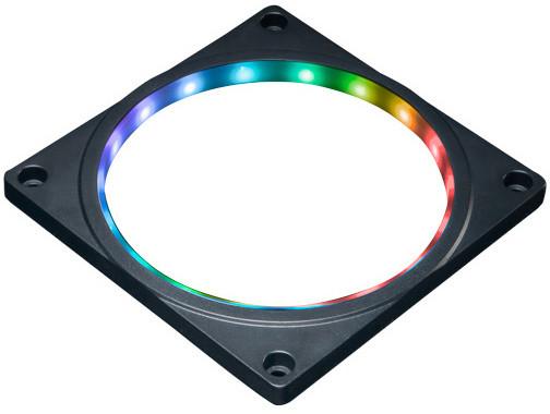 Akasa RGB LED rámeček na 12cm ventilátor, 3-pin (AK-LD08-RB)