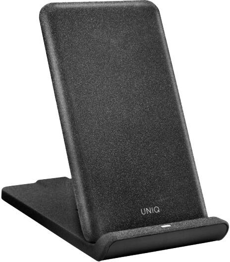 UNIQ Vertex Foldable Fast Wireless Charger 7.5/10W, charcoal