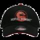 Kšiltovka Mortal Kombat: Finish Him!, baseballová, nastavitelná
