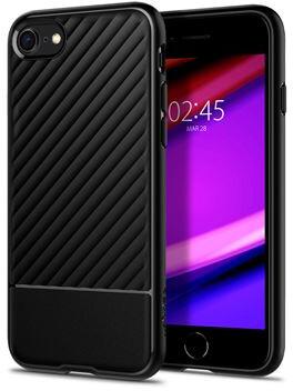 Spigen ochranný kryt Core Armor pro iPhone 7/8/SE 2020, černá