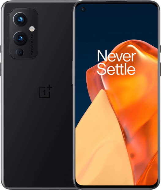 OnePlus 9, 8GB/128GB, Astral Black