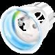 FIBARO Spínaná zásuvka s měřením, 2,5 kW, Z-Wave Plus