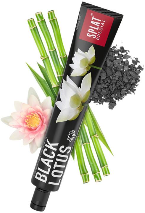 Zubní pasta - SPLAT Black Lotus