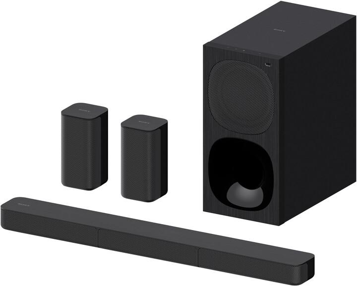 Sony HT-S20R, 5.1, černá