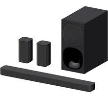 Sony HT-S20R, 5.1, černá - HTS20R.CEL