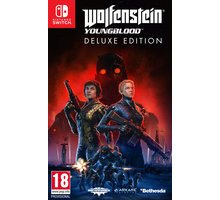 Wolfenstein: Youngblood - Deluxe Edition (SWITCH)  + Steelbook Wolfenstein: Youngblood