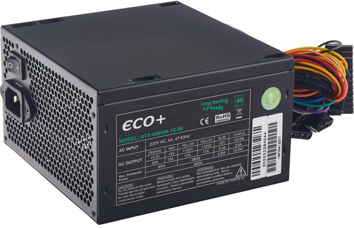 Eurocase ECO+80, 400W