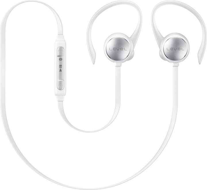 Samsung Bluetooth sluchátka Level Active, White