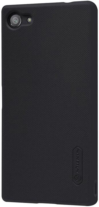 Nillkin Super Frosted Zadní Kryt Black pro Sony E5823 Xperia Z5 Compact