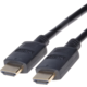 PremiumCord HDMI 2.0 High Speed + Ethernet kabel, zlacené konektory, 1,5m