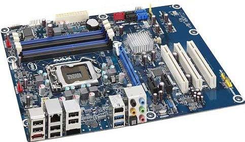 Intel Buffalo Flat BLKDP67BAB3 - Intel P67