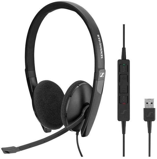Sennheiser SC 160 USB, černá