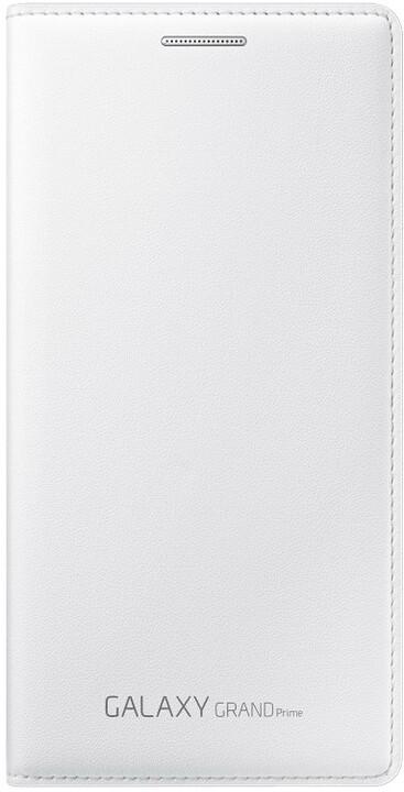 Samsung pouzdro s kapsou EF-WG530B pro Galaxy Grand Prime (SM-G530), bílá