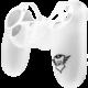 Trust silikonový návlek Rubber Skin GXT 744B pro PS4 DualShock, transparentní