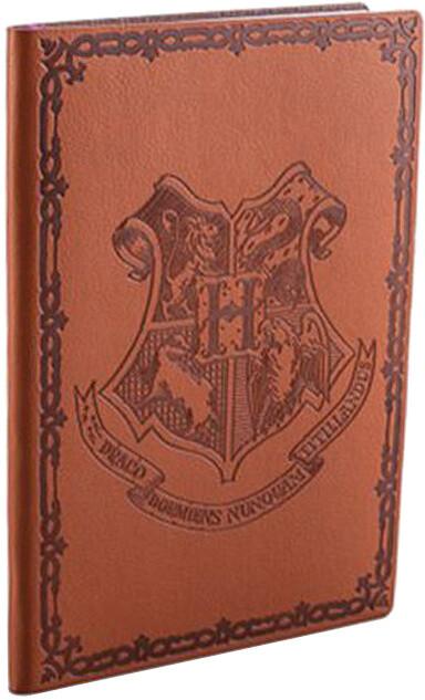Zápisník Harry Potter - Hogwarts, linkovaný (A5)